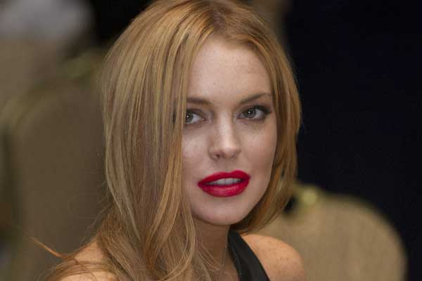 Lindsay Lohan: 'I'm alright after pneumonia scare'