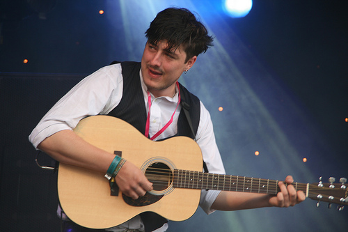 Marcus Mumford eyes a life on the farm