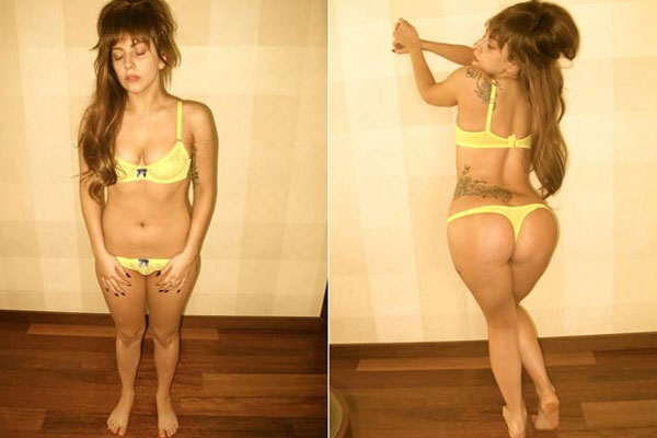 Why Lady Gaga has put the pounds on