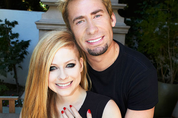 Chad Kroeger hasnt even introduced his fianc&#233; to his parents yet