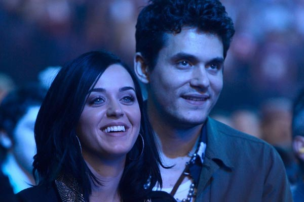 John Mayer to create sanctuary with Katy Perry