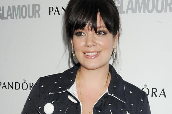 Lily Allen is a mum again