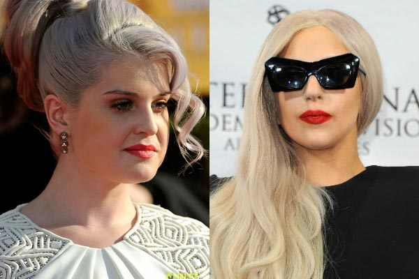 Lady Gaga writes a stern letter to Kelly Osbourne