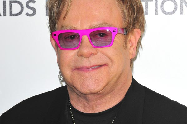 Sir Elton John's a daddy again
