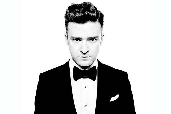Justin Timberlake's brand new single 'Suit And Tie'
