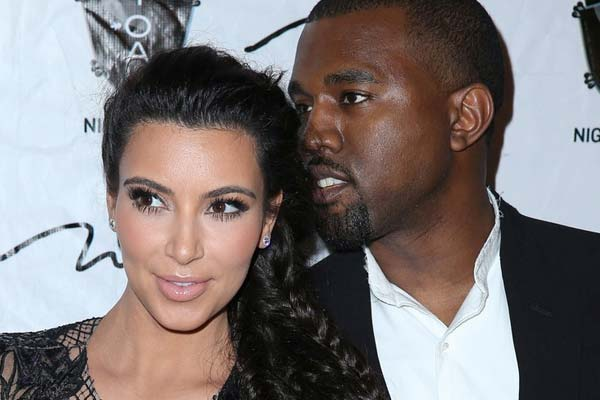 Kim and Kanye 'planning commitment ceremony'