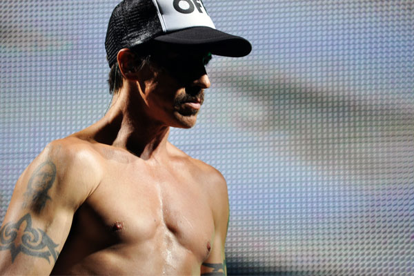 Red Hot Chili Peppers live in Auckland - review