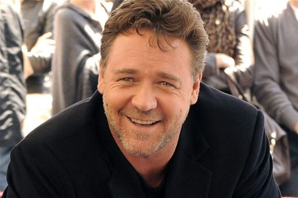 Is Russell Crowe getting into a weird relationship?