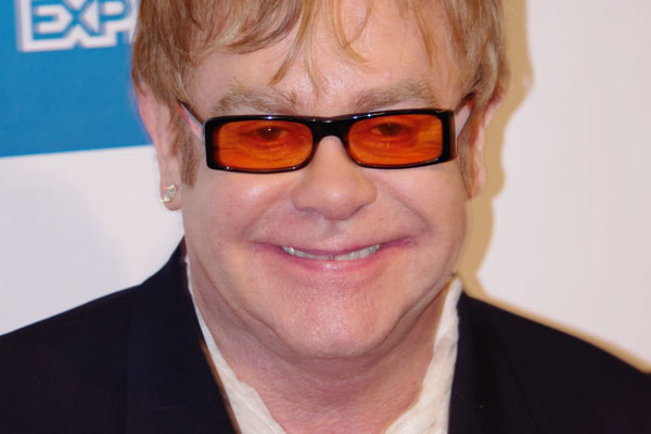 Sir Elton John has another baby