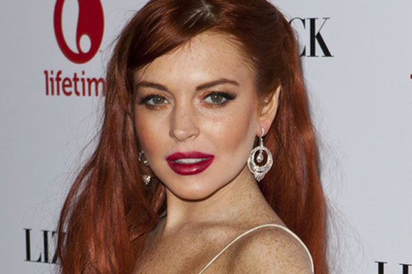 Is Lindsay Lohan an escort?