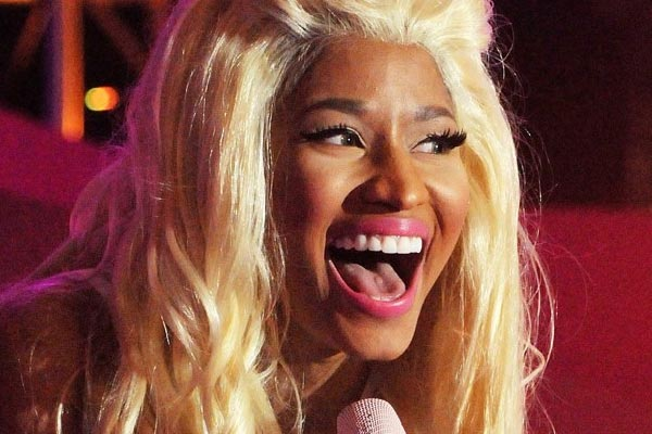 Nicki Minaj finally upgrades her kitchenware