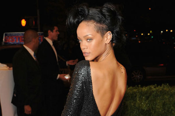 Rihanna is making her London Fashion Week debut