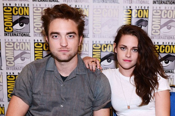 RPatz &amp; KStew are the highest grossing on screen couple
