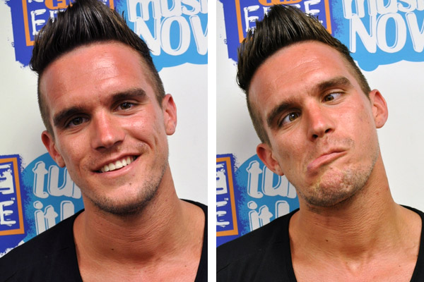 Gaz from Geordie Shore