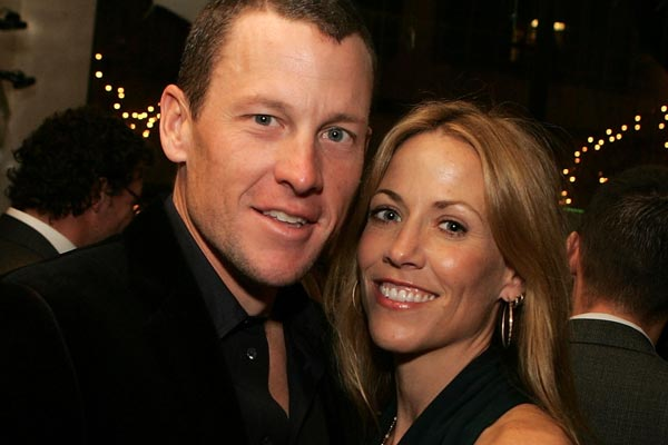 What does Sheryl Crow say about her ex Lance Armstrong