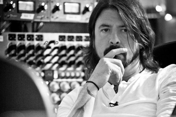 Dave Grohl: 'We've got really awesome, big plans for the next Foo Fighters album'