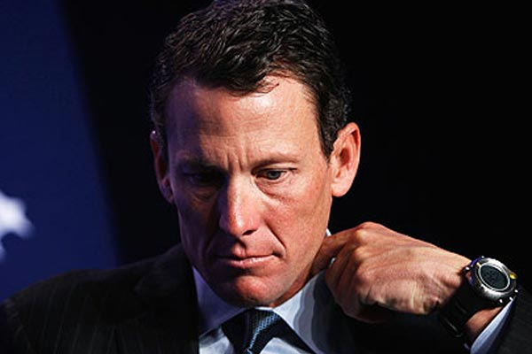Lance Armstrong is being sued by his fans