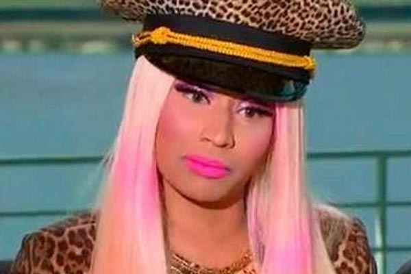 Nicki Minaj storms off American Idol