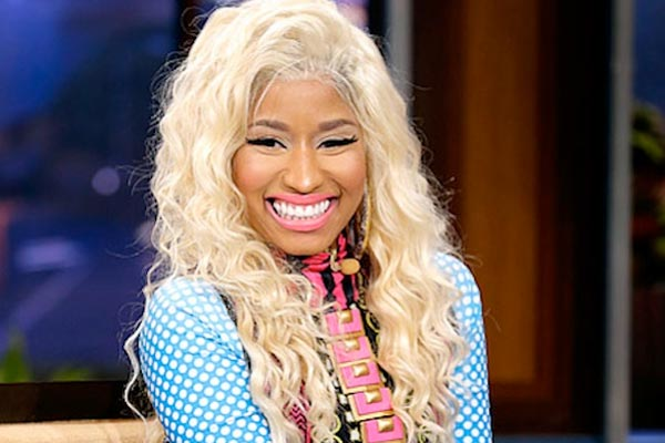 Nicki Minaj reveals new year resolution: 'stop buying shoes!'
