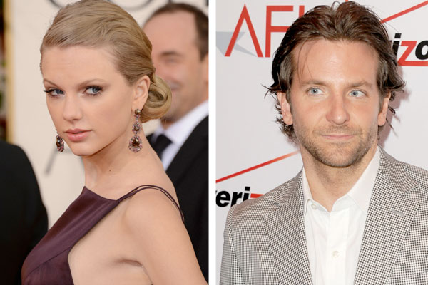 Taylor Swift & Bradley Cooper