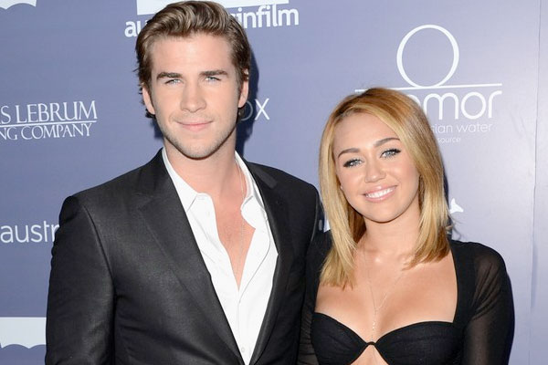 Is Miley finally married?