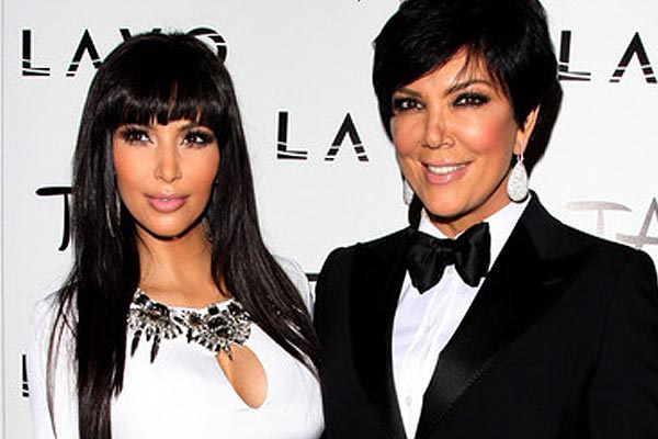 Kris Jenner reveals Kim's pregnancy cravings