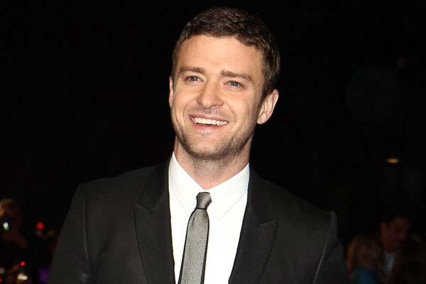Justin Timberlake collaborating with designer Tom Ford