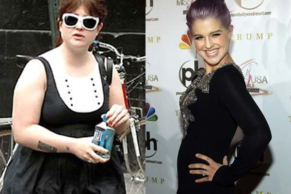 Kelly Osbourne: Weight loss is a journey