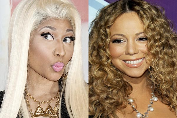 Mariah Carey speaks about her fued with Nicki Minaj