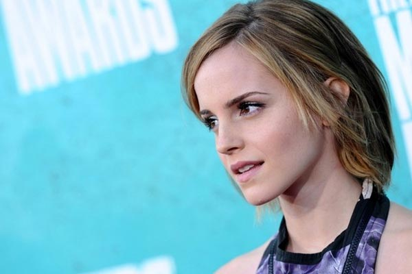 Emma Watson was stopped at the airport for what
