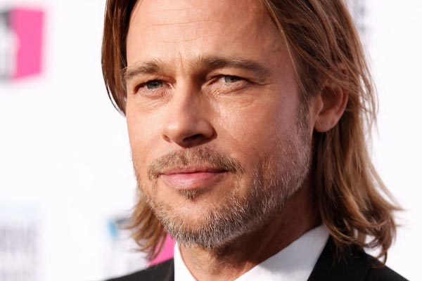 Brad Pitt joins social media