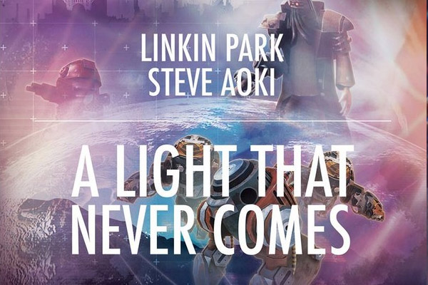 Linkin Park feat. Steve Aoki 'A Light That Never Comes' - the video