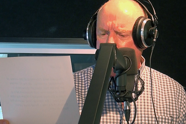 Ray Meagher aka Alf Stewart from Home & Away reads our sport news