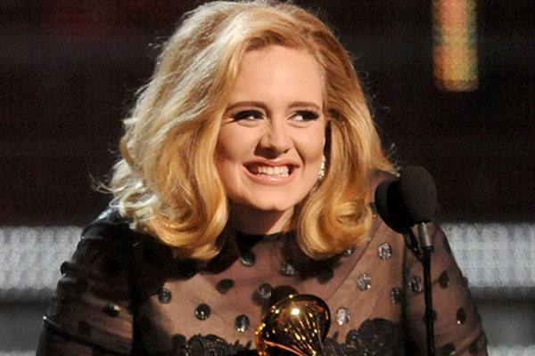 Guess how much Adele earns from her music a day?