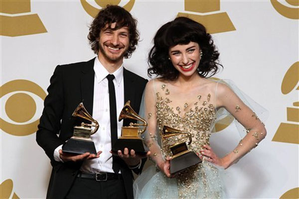 All the winners from the Grammys