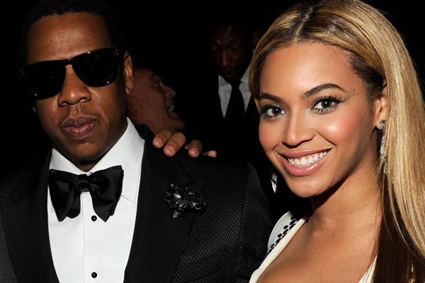 Jay-Z & Beyonce named 2013's hottest celeb couple