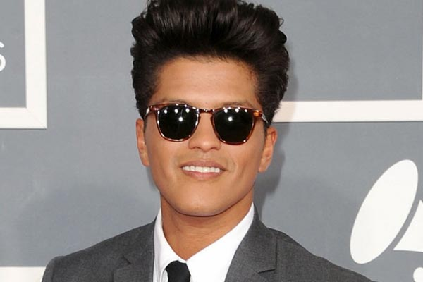 Bruno Mars invited to a school ball!