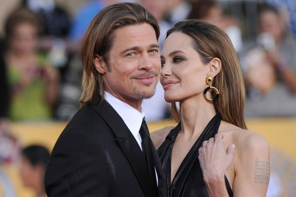 Brad buys Angelina the worst Valentines present ever