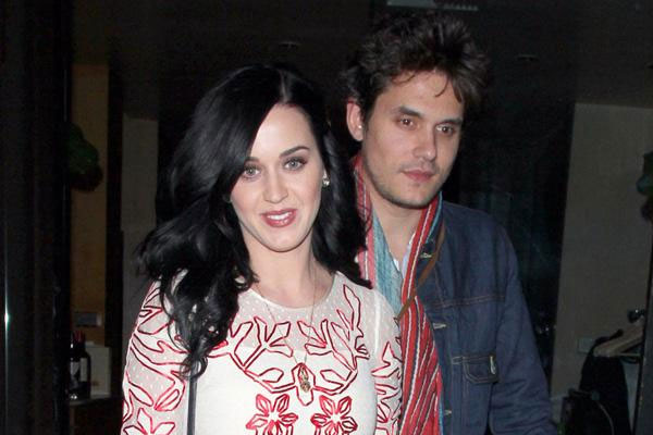 Are Katy Perry and John Mayer engaged?