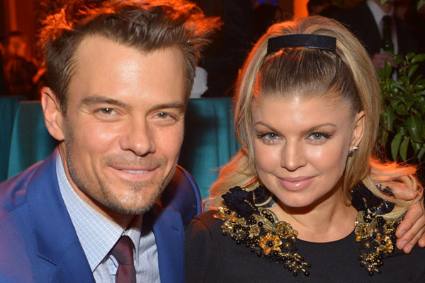 Fergie & Josh Duhamel expecting first child