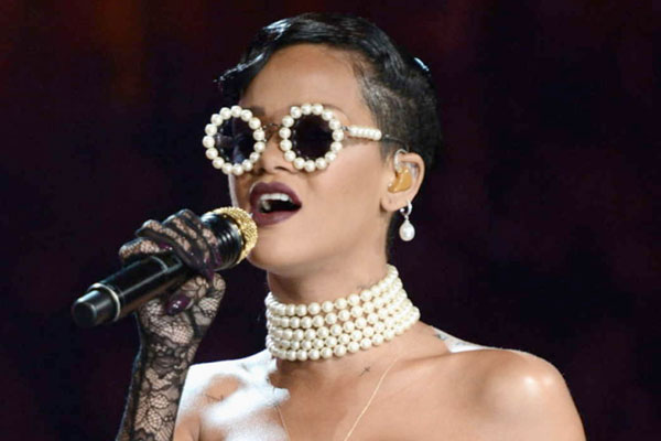 Rihanna's fashion label bombs