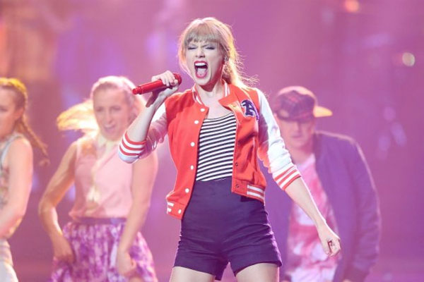 Taylor Swift is in trouble with the law!
