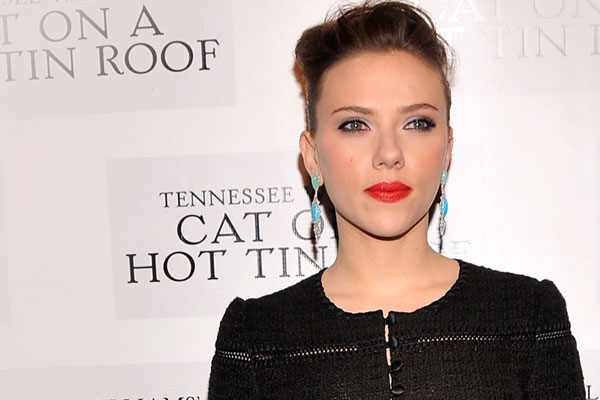 Scarlett Johansson has started a girl band