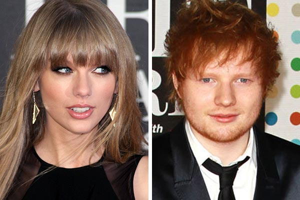 Why Taylor Swift panicked when Ed Sheeran lost his phone