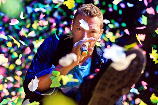 Coldplay score 'best song of the last decade' title