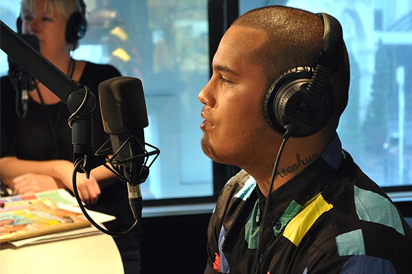 Stan Walker talks Mt Zion &amp; X Factor NZ with Jay-Jay, Mike &amp; Dom