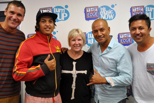 Temuera Morrison &amp; Darcey-Ray Flavell-Hudson chat to Jay-Jay, Mike &amp; Dom (the full interview)