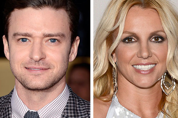 Did Justin Timberlake bag his ex Britney Spears?