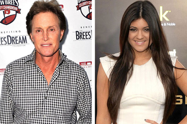 Is Bruce Jenner Kylie Jenner's real dad?