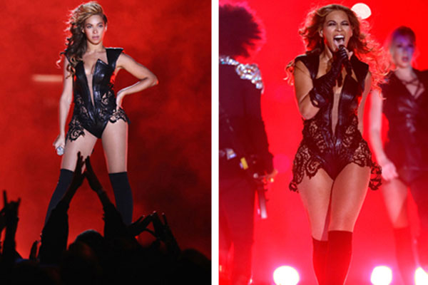 Were Beyonce's Super Bowl pics faked?